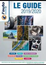 Prospectus  : LE GUIDE 2019/2020