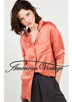 Prospectus American Vintage : Nouvelle Collection