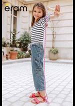 Prospectus Eram : Lookbook Été Enfant