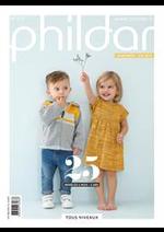 Prospectus Phildar : Printemps Été Enfant
