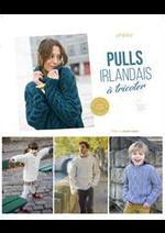 Prospectus Phildar : Collection PULLS