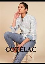 Prospectus Cotelac : Chemises Homme