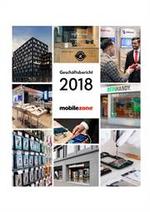 Prospectus Mobilezone : Geschäftsbericht 2018