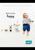 Prospectus Bébé 9 : Born to be happy