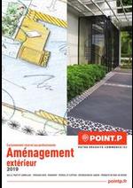 Prospectus Point P : Aménagement extérieur 2019