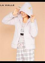 Catalogues et collections La Halle : Pyjamas & Nuisette