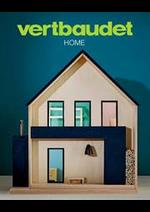 Prospectus VERTBAUDET : Vertbaudet Home