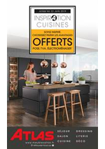 Prospectus Atlas : Inspiration Cuisines