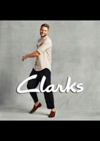 Prospectus Clarks Paris 11 - Fbg Saint Antoine : Nouveautés Homme