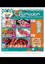 Prospectus Leader Price : Ramadan