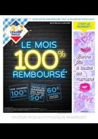 Prospectus Leader Price Épinay-sur-Seine : Le mois 100% remboursé