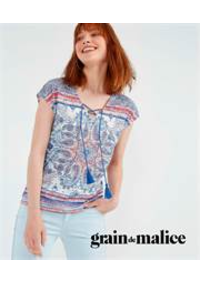 Prospectus Grain de Malice Rosny-sous-Bois : Collection T-Shirts