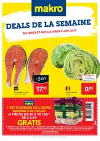 Promos et remises Makro MACHELEN : Deals de la semaine 11