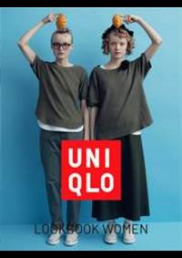 Prospectus Uniqlo Paris Opéra : Woman Lookbook