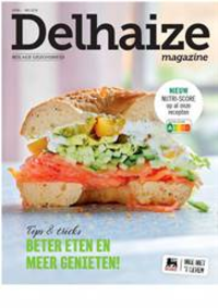 Prospectus Proxy Delhaize Schaerbeek : Delhaize Magazine Mix&Match