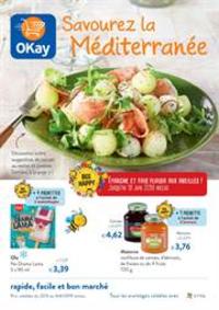 Prospectus OKay Supermarchés LENNIK : Savouir Depliant