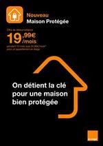 Prospectus Orange : Maison protegee