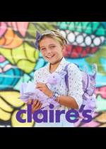Prospectus claire's : Collection Enfant