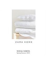 Prospectus ZARA HOME : Total white SS19