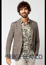 Prospectus Serge Blanco : Vestes Homme