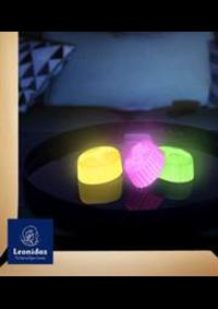 Prospectus Léonidas LA DEFENSE : Chocolats Leonidas