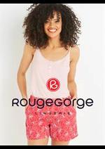 Prospectus RougeGorge Lingerie : Shorts & Pantalon Pyjama