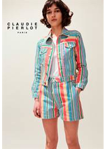 Prospectus Claudie pierlot  : Collection Jupes & Shorts