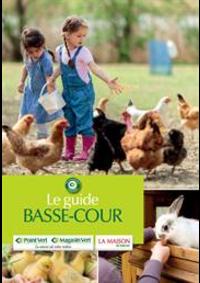 Guides et conseils Point Vert PFAFFENHEIM : Le Guide Basse-Cour