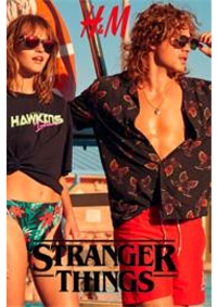 Prospectus H&M Arcueil : Stranger Things Collection