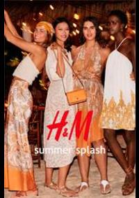 Prospectus H&M Bern - Westside : Summer splash