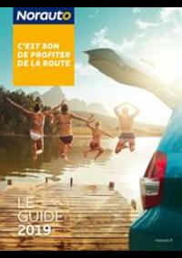 Prospectus Norauto ST ETIENNE LES REMIREMONT : Le Guide 2019