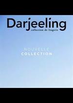 Prospectus Darjeeling : Nouvelle Collection