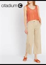 Prospectus Citadium : Homewear Femme