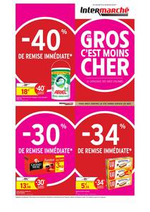 Prospectus Intermarché Super : Gros Volume c'est moins cher