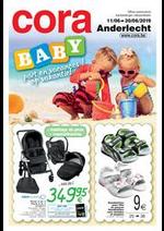 Prospectus Cora : Baby part en vacances !