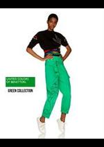 Prospectus Benetton : Green Collection