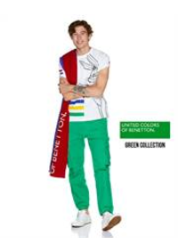 Catalogues et collections United Colors Of Benetton Bern : Green Collection  Men