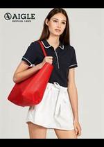 Prospectus Aigle : Polos & Shirts Femme
