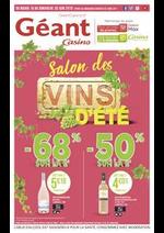 Promos et remises  : Salon des vins d'été