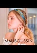 Prospectus MAUBOUSSIN : Nouveautés Collection