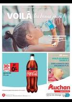 Prospectus Auchan : Voilà les beaux jours !
