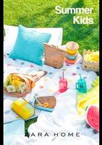 Prospectus ZARA HOME : Summer Kids