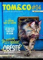 Prospectus Tom&Co : Magazine Printemps
