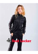 Prospectus Foot Locker : Collection Vestes / Femme