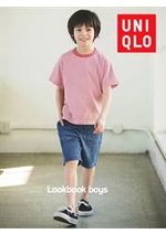 Prospectus Uniqlo : Lookbook Boys