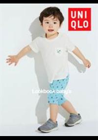 Prospectus Uniqlo Paris Opéra : Lookbook Baby's