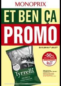 Prospectus Monoprix SANNOIS : Et ben ça Promo