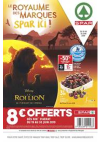 Prospectus Spar Deuil La Barre : Le Royaume des marques Spar ici!