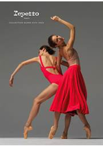Catalogues et collections  : Repetto - Collection Danse 2019-2020