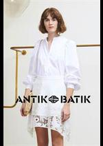 Catalogues et collections Antik Batik : Jupe Femme